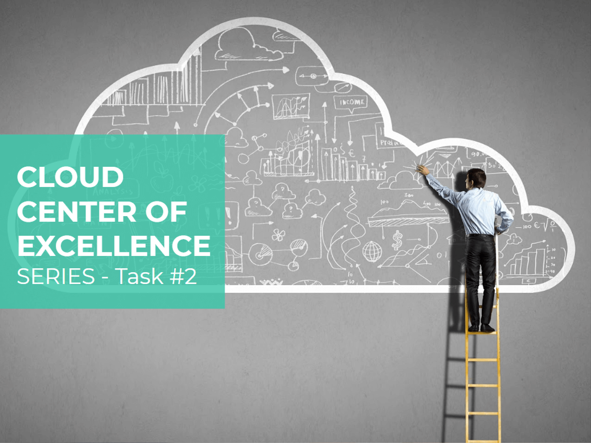 CCoE Task #2 - Governing Costs and Optimizing Cloud Portfolio