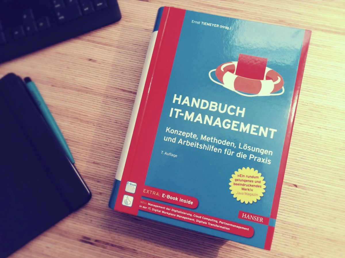 Handbuch IT Management cloud computing governance