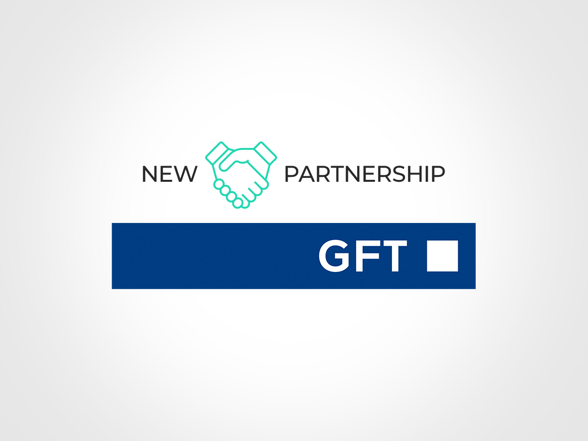 New Partnership With GFT Technologies SE