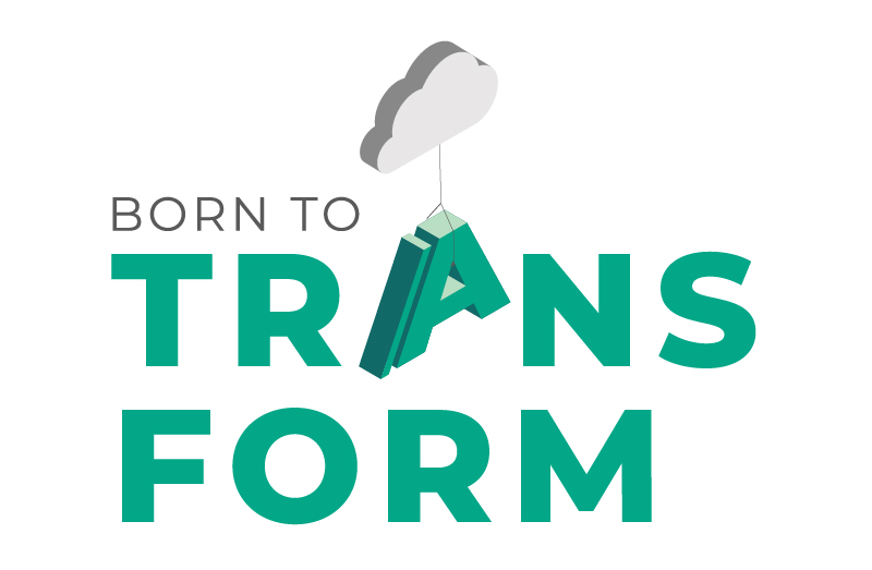 Born to transform image cloud transformation